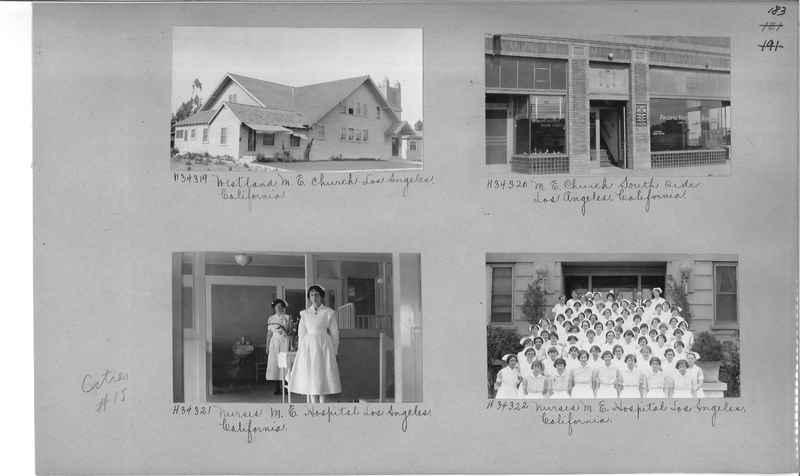 Mission Photograph Album - Cities #15 page 0183
