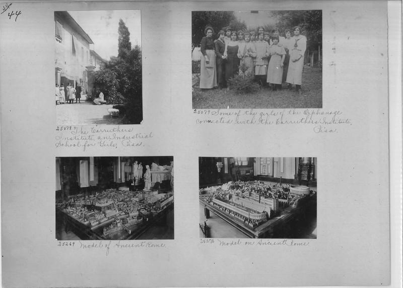 Mission Photograph Album - Europe #01 Page 0044