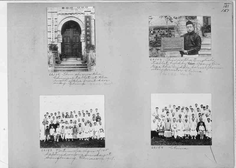 Mission Photograph Album - China #9 page 0151