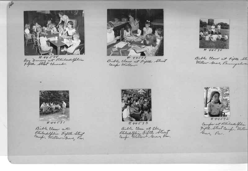 Mission Photograph Album - Cities #18 page 0166
