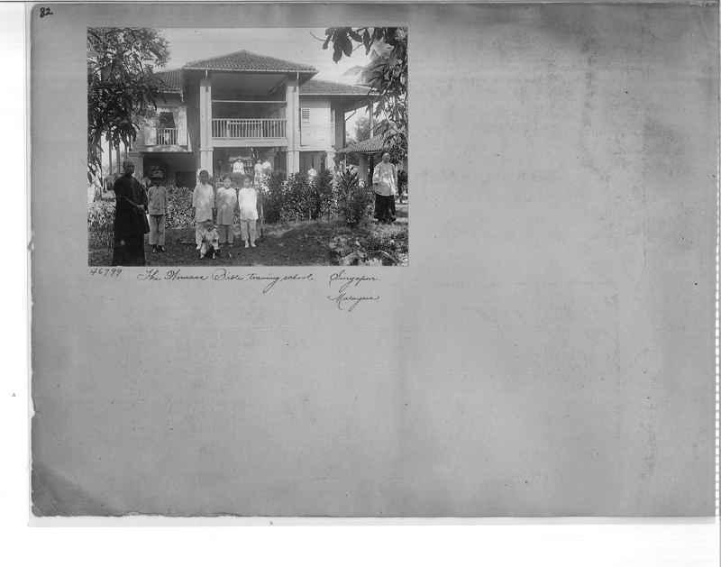 Mission Photograph Album - Malaysia #4 page 0082