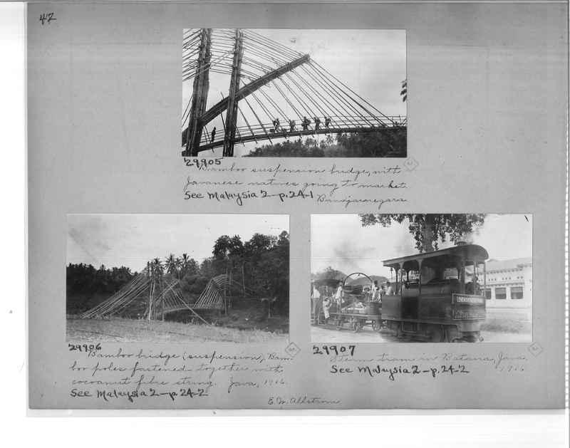 Mission Photograph Album - Malaysia O.P. #1 page 0042