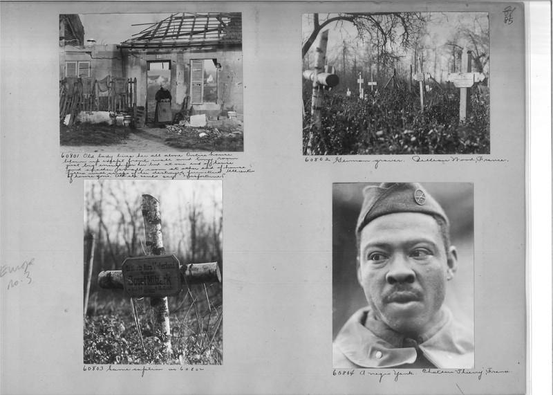 Mission Photograph Album - Europe #03 Page 0085