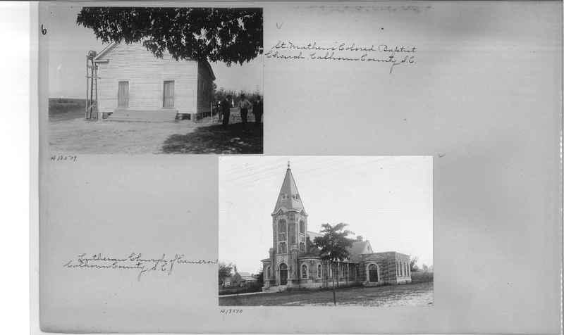 Mission Photograph Album - Negro #3 page 0006