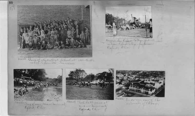 Mission Photograph Album - Education #2 page 0054