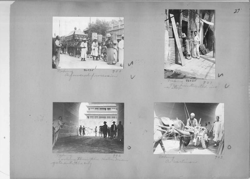Mission Photograph Album - China #19 page 0027