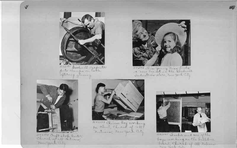 Mission Photograph Album - Cities #18 page 0062