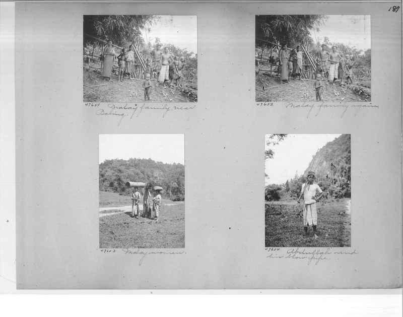 Mission Photograph Album - Malaysia #4 page 0187