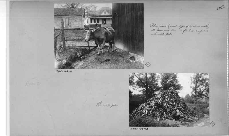 Mission Photograph Album - America #2 page 0105
