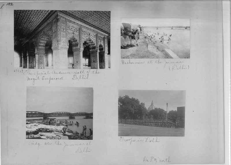 Mission Photograph Album - India - O.P. #01 Page 0172