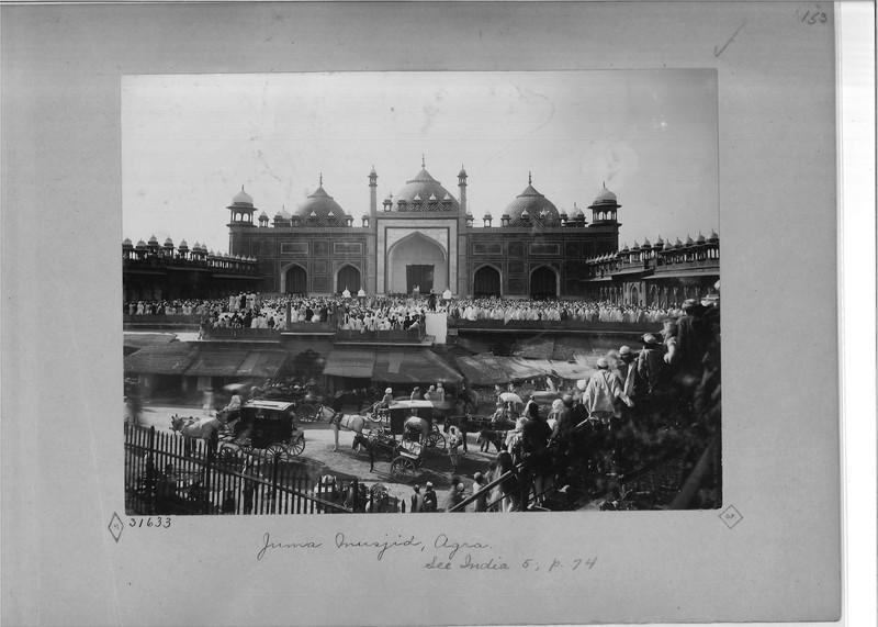 Mission Photograph Album - India - O.P. #02 Page 0153