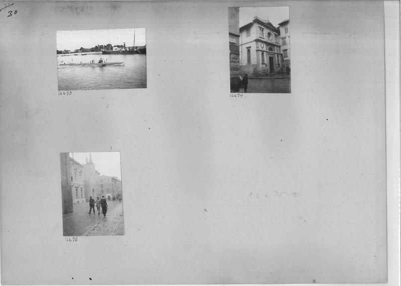 Mission Photograph Album - Europe #01 Page 0030
