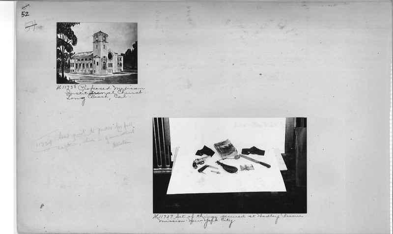 Mission Photograph Album - Cities #6 page 0052