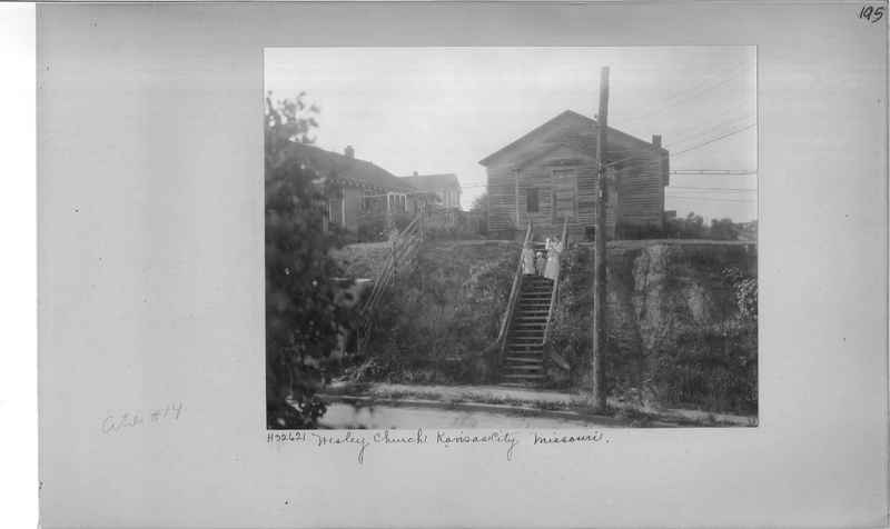 Mission Photograph Album - Cities #14 page 0195