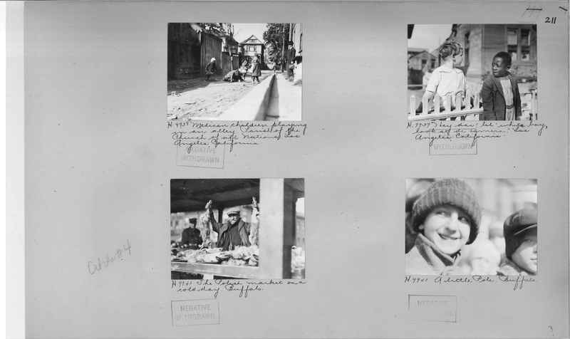 Mission Photograph Album - Cities #4 page 0211