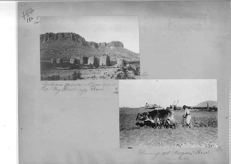 Mission Photograph Album - South America O.P. #2 page 0152