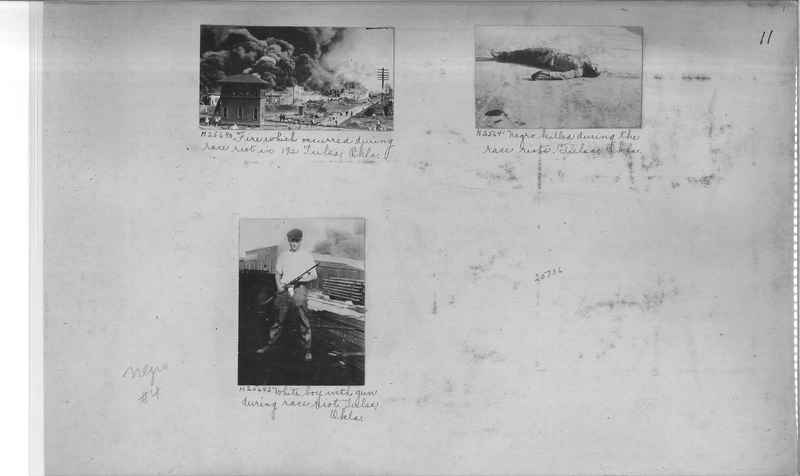 Mission Photograph Album - Negro #4 page 0011