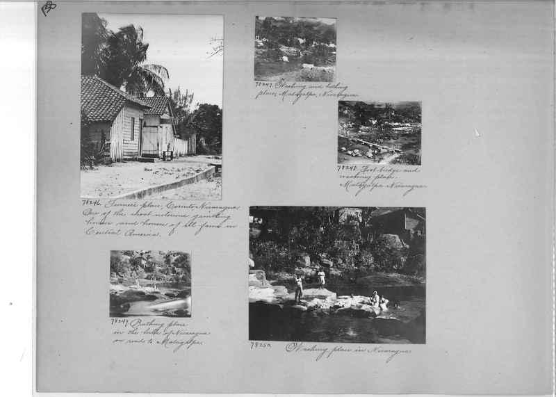 Mission Photograph Album - Panama #04 page 0138