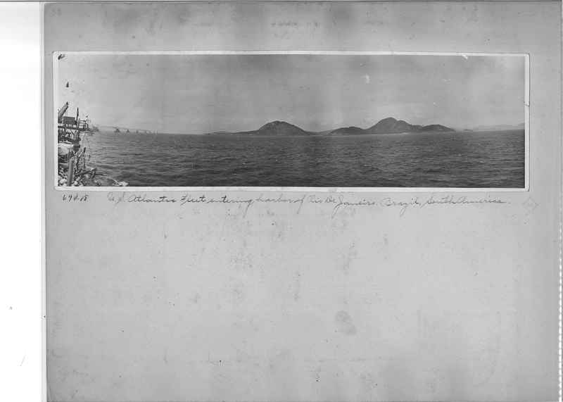 Mission Photograph Album - South America O.P. #3 page 0034