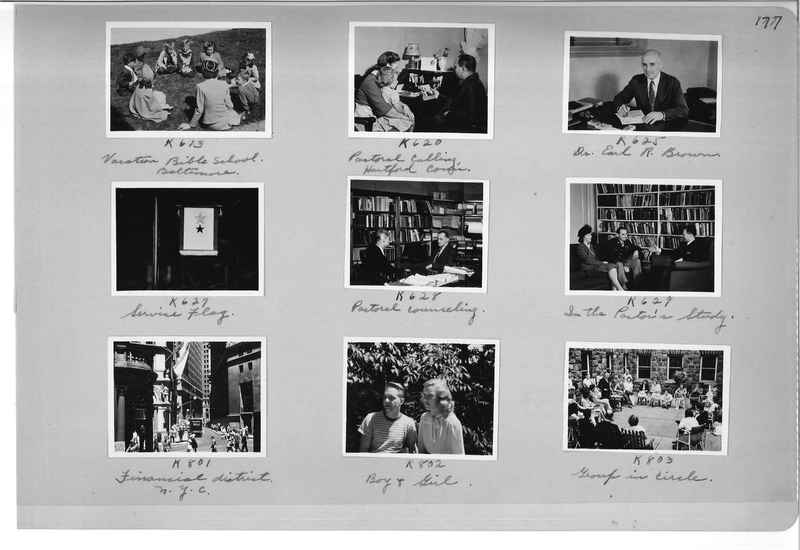 Mission Photograph Album - Cities #18 page 0177