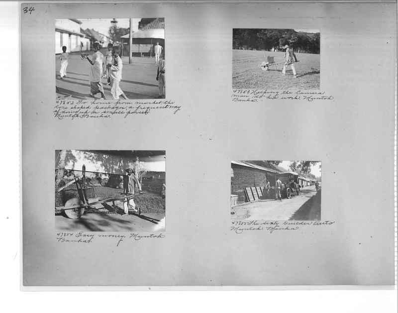 Mission Photograph Album - Malaysia #5 page 0034