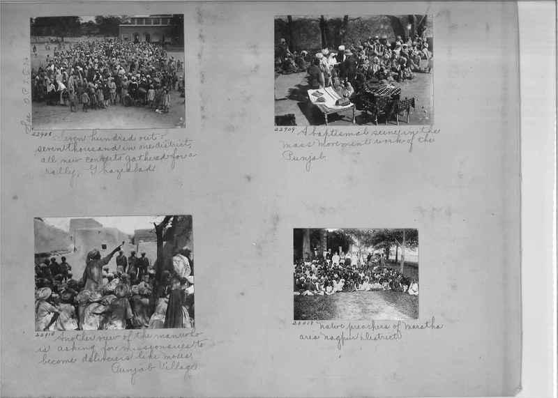 Mission Photograph Album - India #03 page_0178