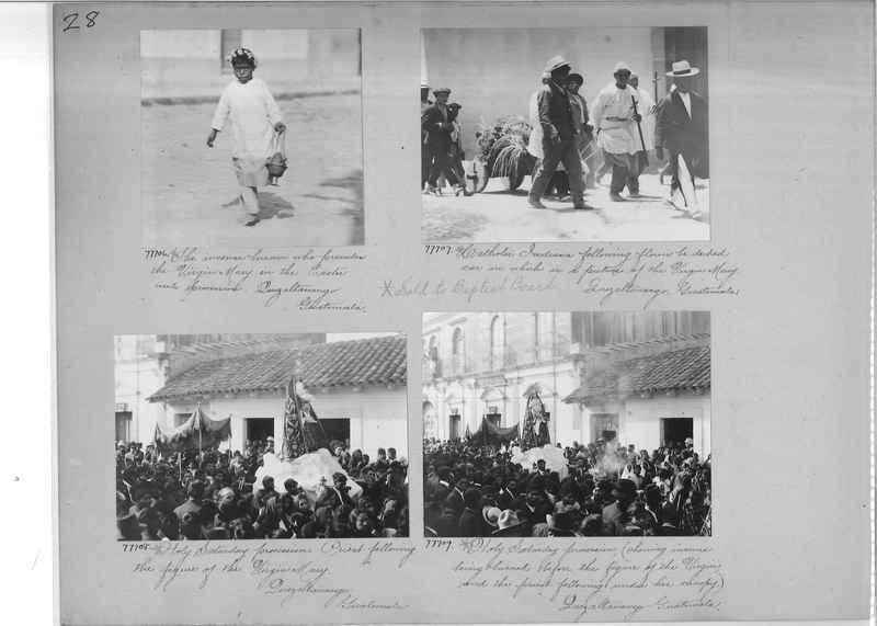 Mission Photograph Album - Panama #04 page 0028