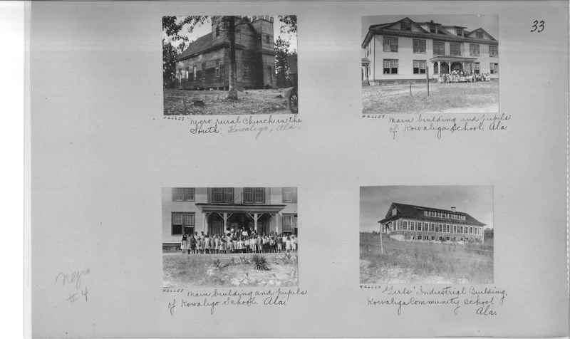 Mission Photograph Album - Negro #4 page 0033