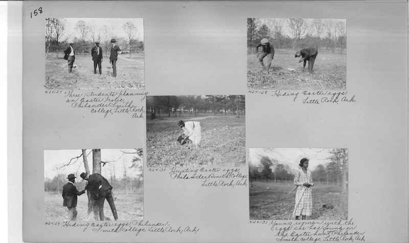 Mission Photograph Album - Negro #3 page 0158