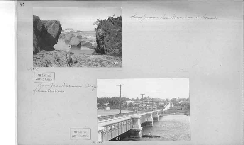 Mission Photograph Album - Puerto Rico #1 page 0090