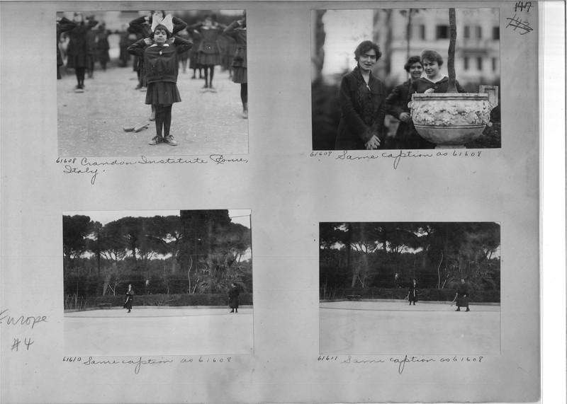 Mission Photograph Album - Europe #04 Page 0147