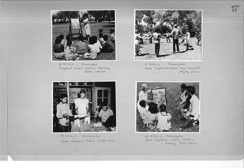 Mission Photograph Albums - Indians #3 Page_0069