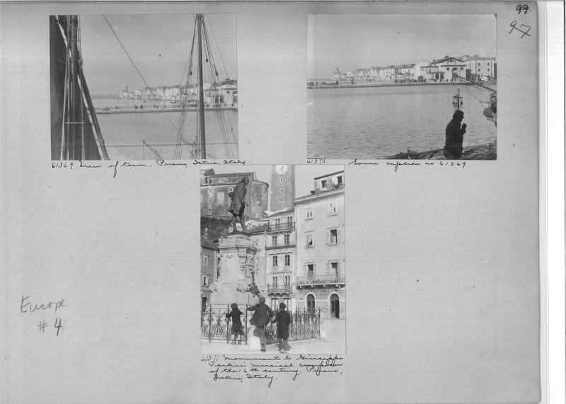 Mission Photograph Album - Europe #04 Page 0099