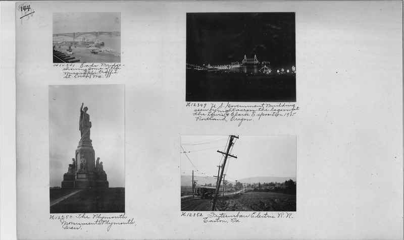 Mission Photograph Album - Cities #6 page 0144