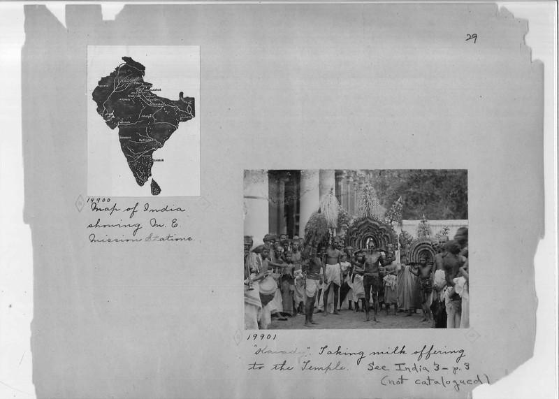 Mission Photograph Album - India - O.P. #02 Page 0029