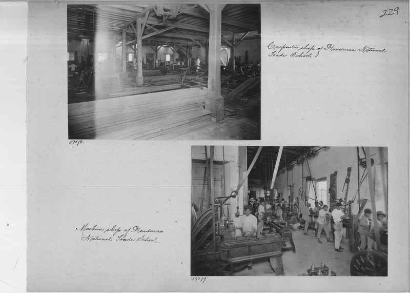 Mission Photograph Album - Panama #02 page 0229