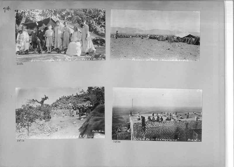 Mission Photograph Album - Western Asia - O.P. - #01 page_0074