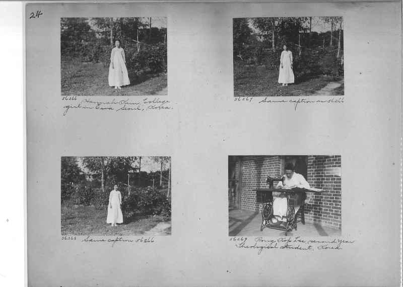 Mission Photograph Album - Korea #5 page 0024