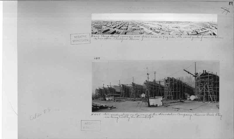 Mission Photograph Album - Cities #3 page 0089