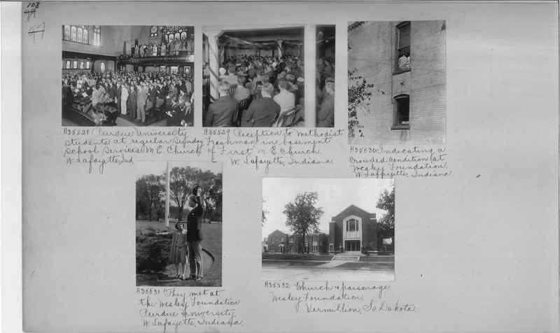Mission Photograph Album - Education #2 page 0108