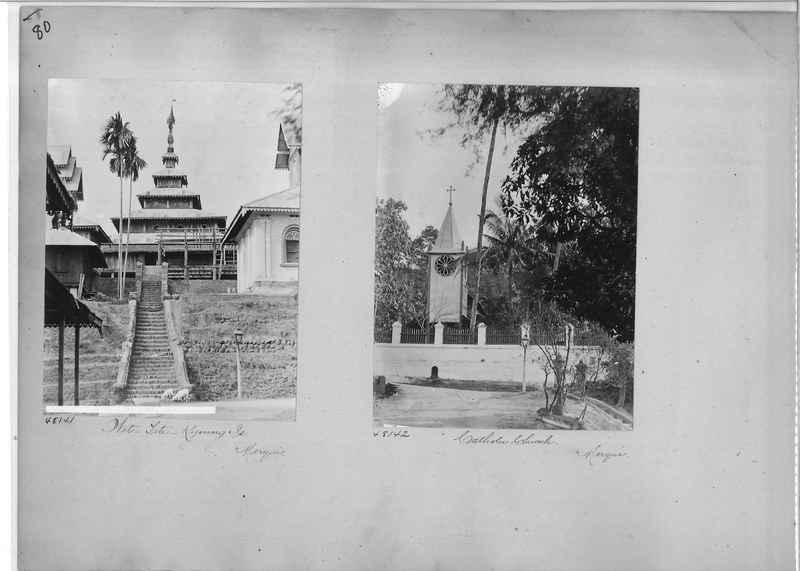Mission Photograph Album - Burma #1 page 0080