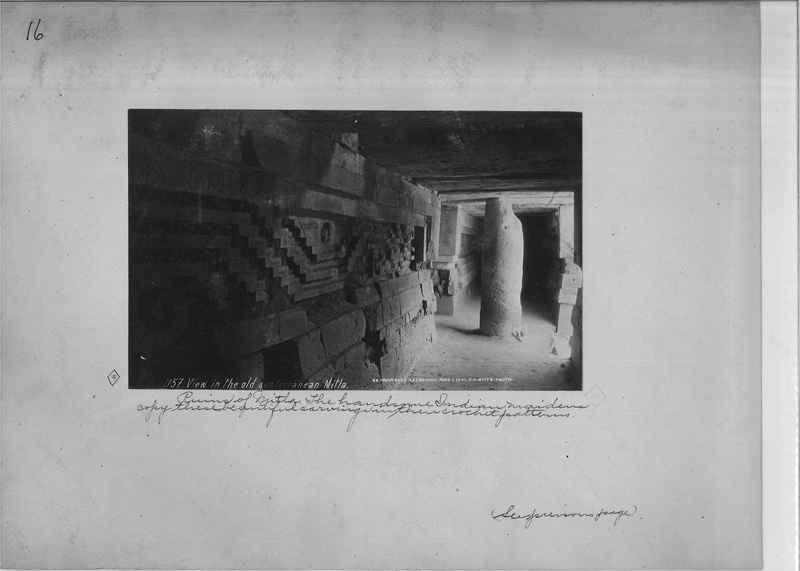 Mission Photograph Album - Mexico - O.P. #01 Page 0016