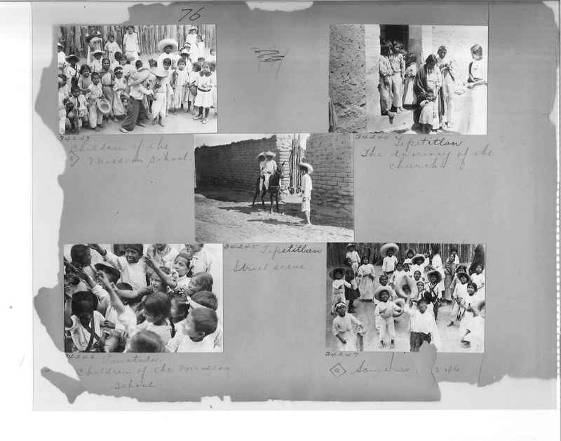 Mission Photograph Album - Mexico #01 Page_0076