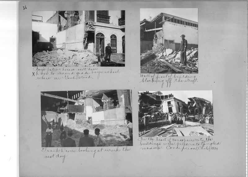 Mission Photograph Album - South America O.P. #3 page 0036