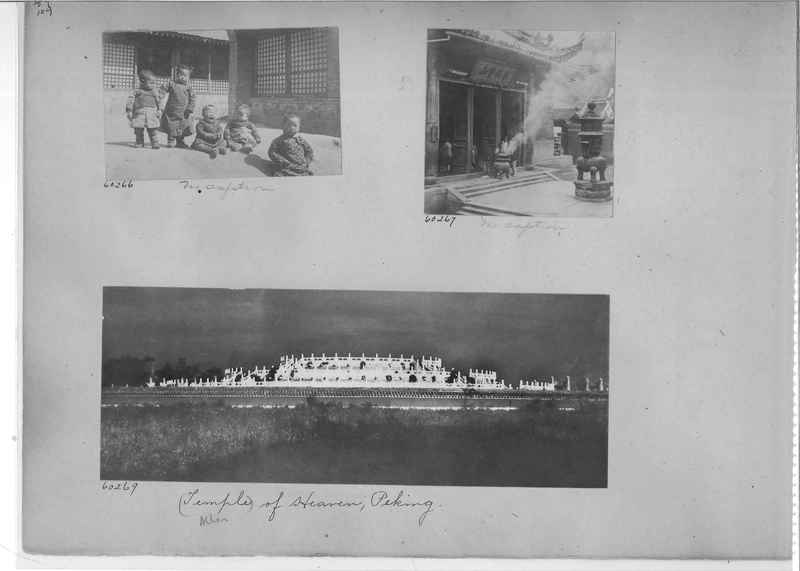 Mission Photograph Album - China #9 page 0109