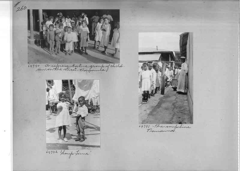 Mission Photograph Album - Panama #02 page 0260