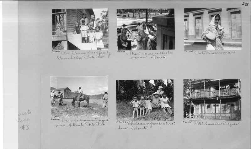 Mission Photograph Album - Puerto Rico #3 page 0223