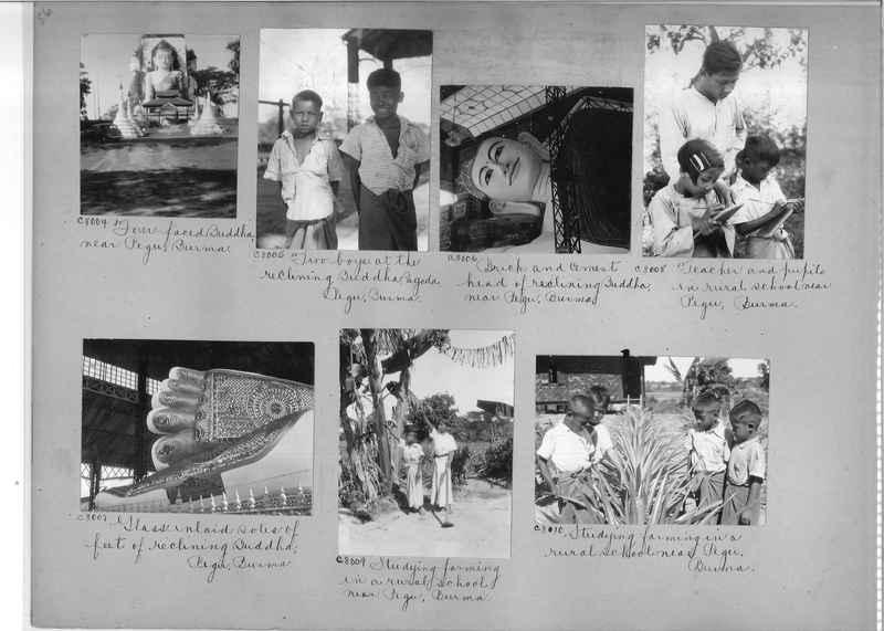 Mission Photograph Album - Burma #2 page 0056