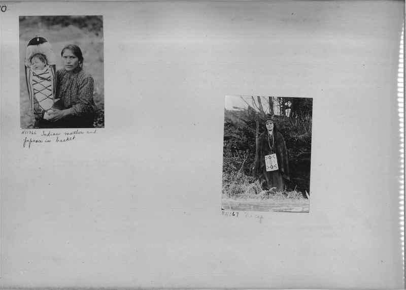 Mission Photograph Albums - Indians #1 page 0180