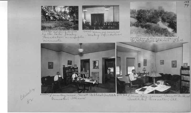 Mission Photograph Album - Education #2 page 0103